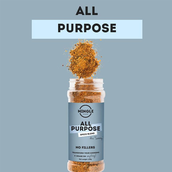 All Purpose- Sammy Seasoning 120g