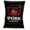 American BBQ Pork Crackle 25g
