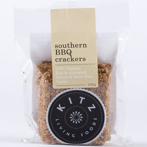 Southern BBQ Crackers | 100g
