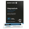 Biosphere Nutrition Magnesium Supplement | 30 sachets