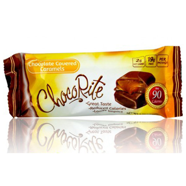 Chocolate Covered Caramel 36g