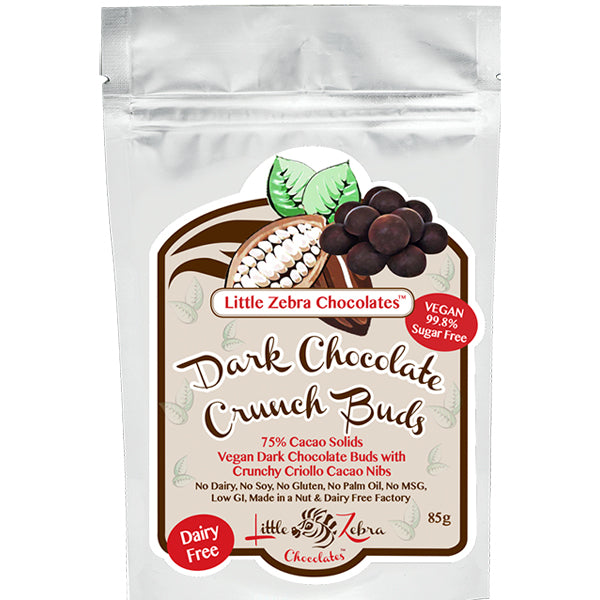 Dark Chocolate Crunch Buds 85g
