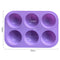 Silicone Dome Mould