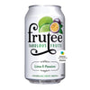 Frutee Sparkling Fruits Drink Lime & Passion 355ml