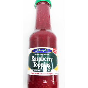 Raspberry Topping 300ml
