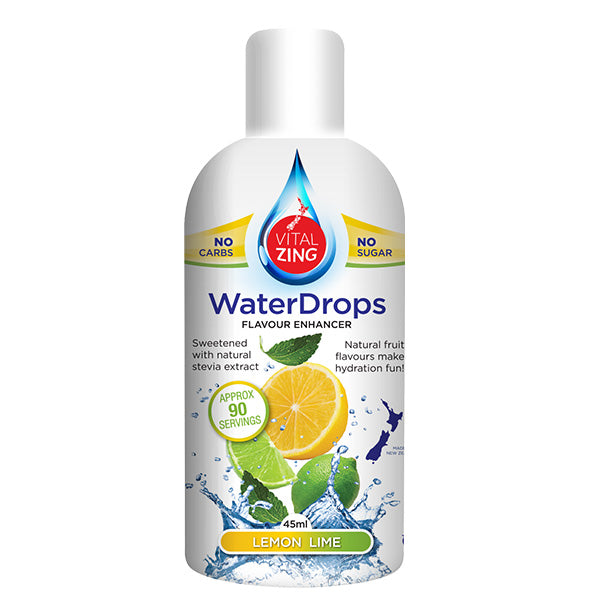Lemon & Lime Water Drops | 40ml