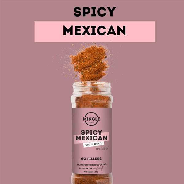Spicy Mexican- Sofia 120g