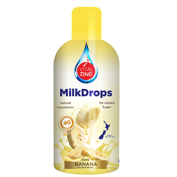 Banana Milk Drops | 40ml