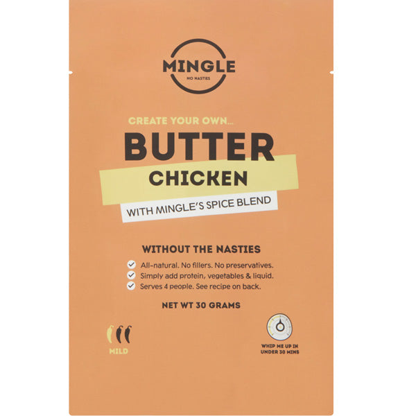 Butter Chicken 1x 30g Sachet