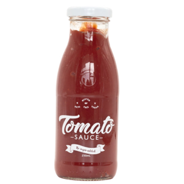 Low-carb Sauce TOMATO 250ml No Added Sugar