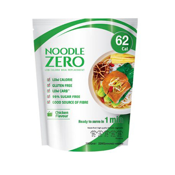 Chicken Flavour Low Calorie Noodles