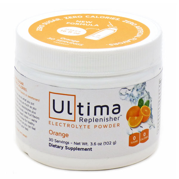Electrolyte Supplement | Orange | 30 serve