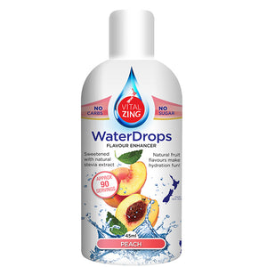 Peach Water Drops | 40ml