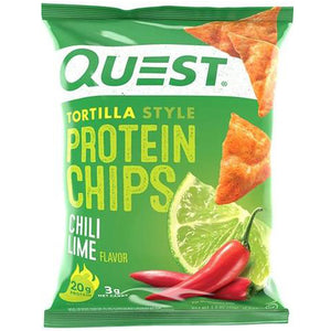 Chili Lime Tortilla Style Chips | 32g