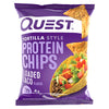 Loaded Taco Tortilla Style Protein Chips 32g