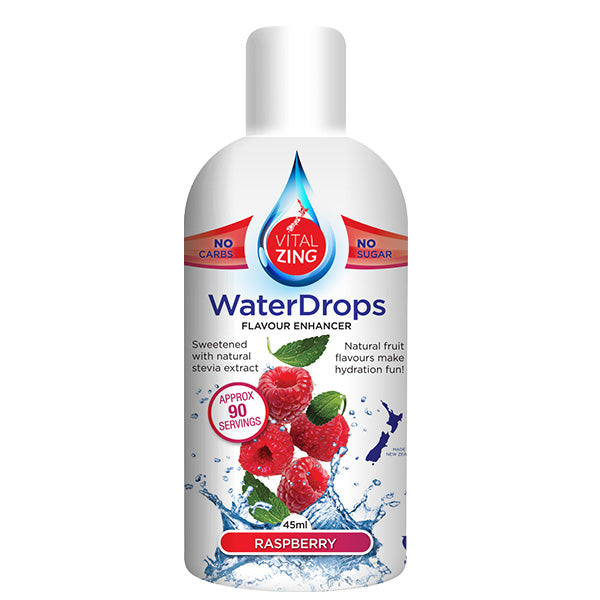 Raspberry Water Drops | 40ml