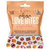 Choc Love Bites Protein Milk Chocolate With Salted Caramel Chips | 36g