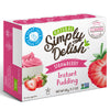 Instant Pudding & Pie Filling - Strawberry 44gm