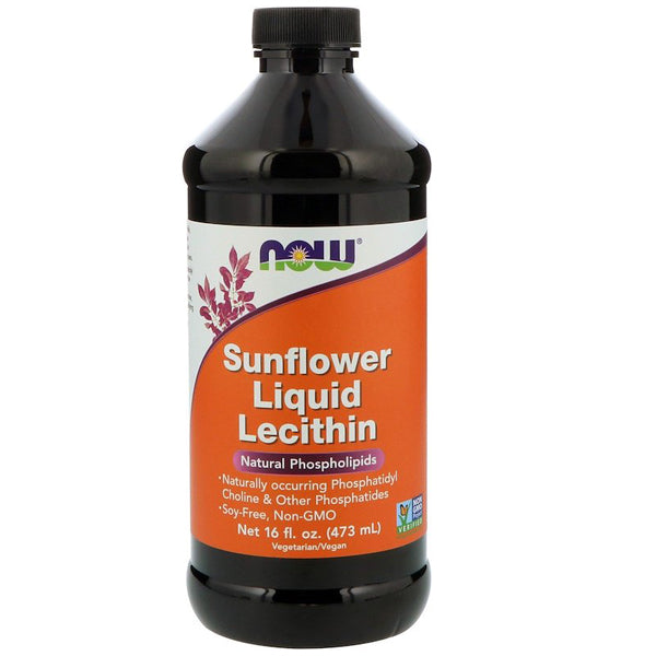 Sunflower Liquid Lecithin- 473ml