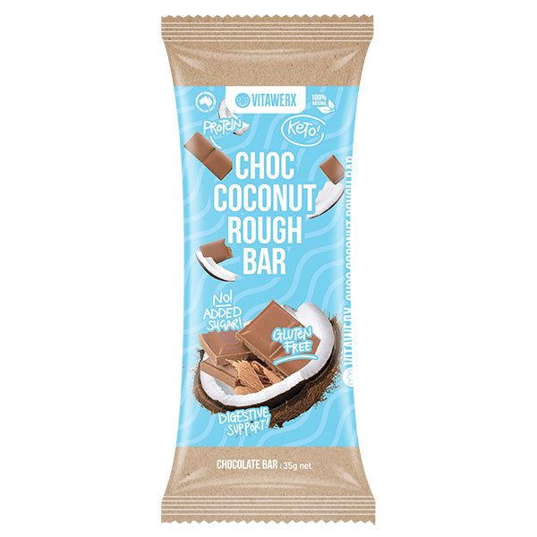 Milk Chocolate Coconut Rough 35g