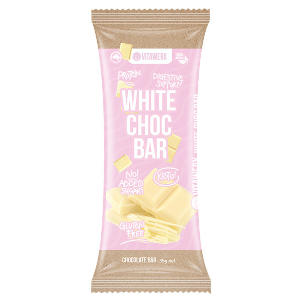 White Chocolate 35g