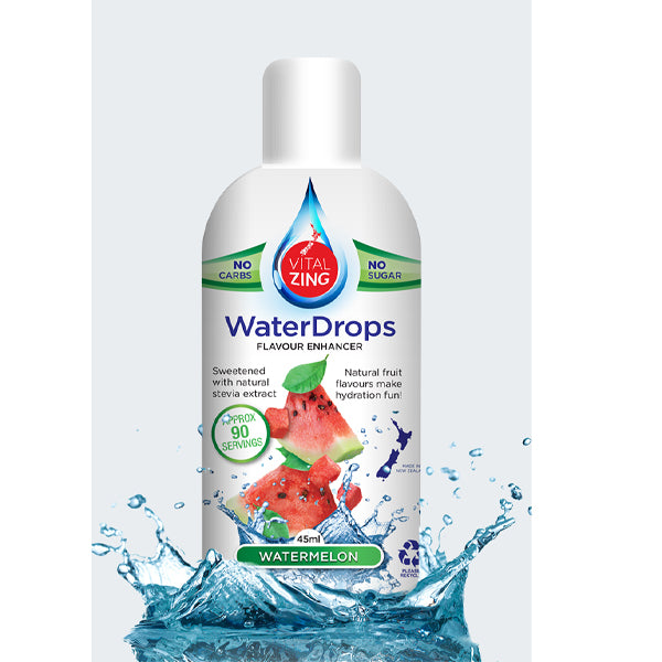Watermelon Water Drops 40ml