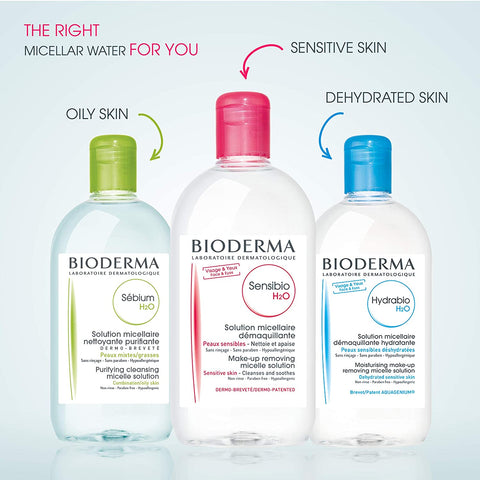 Bioderma french pharmacy skin care available at Beaute.ae Dubai UAE
