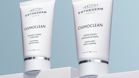 Esthederm Osmoclean skin care range available on Beaute.ae