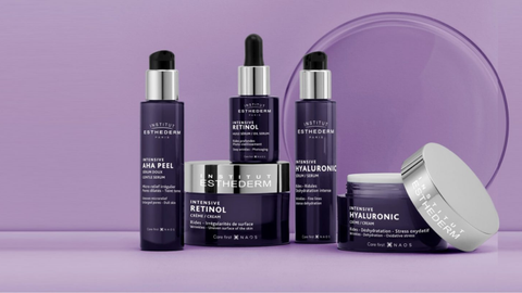 Esthederm intensive skin care range available at Beaute.ae