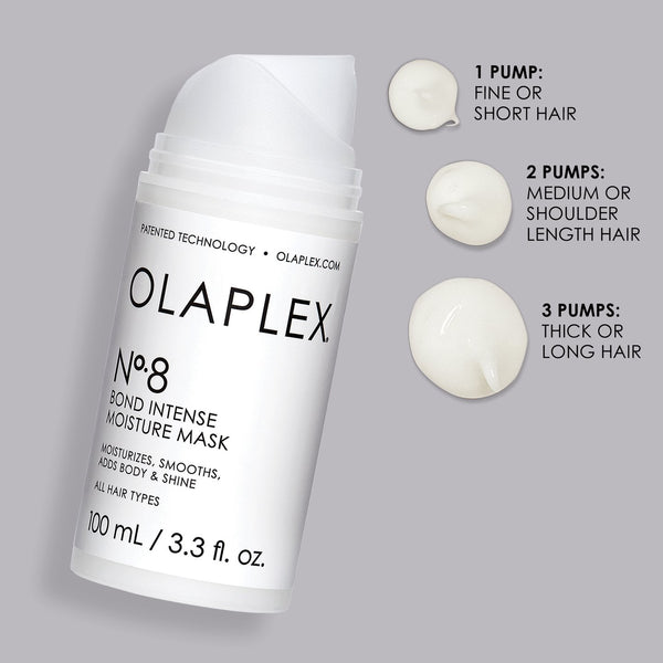 Olaplex - No. 8 Bond Intense Moisture Mask - Buy Online at Beaute.ae