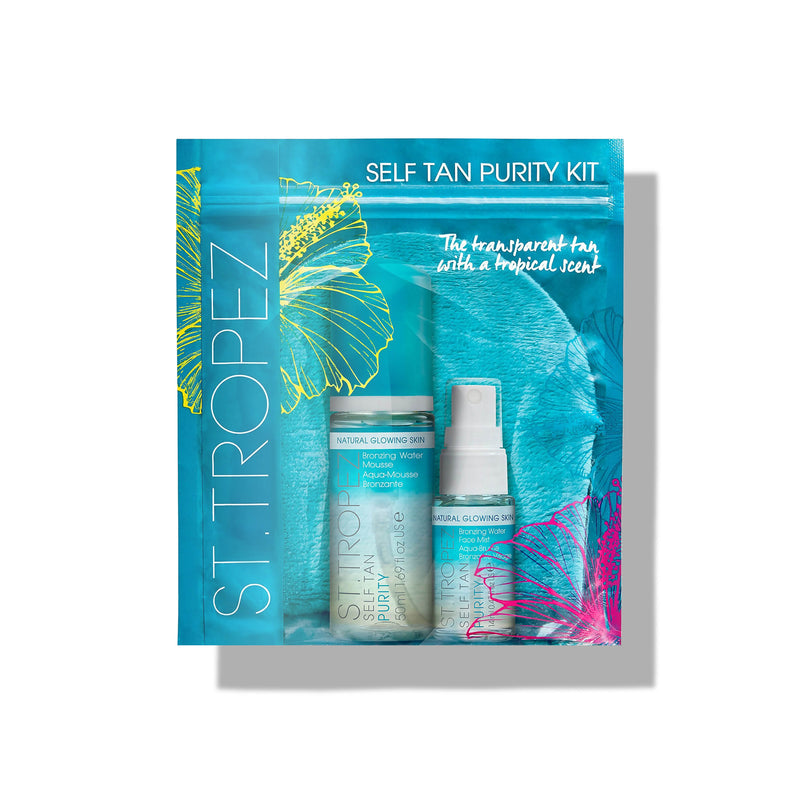 St Tropez - Purity Bronzing Kit - Buy Online at Beaute.ae