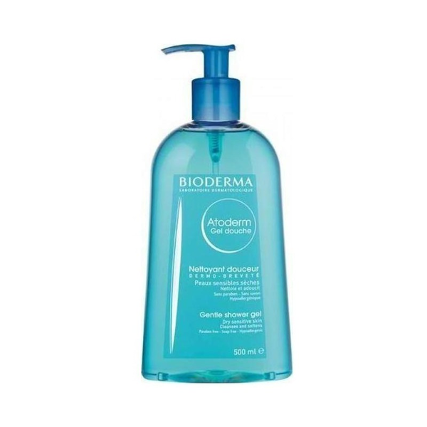 Bioderma - Atoderm Ultra-gentle Shower Gel - Buy Online at Beaute.ae