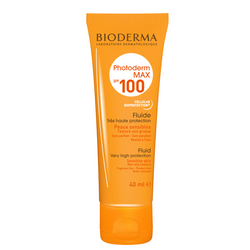 Bioderma - Photoderm MAX Fluid SPF100 for Sensitive Skin - Buy Online at Beaute.ae