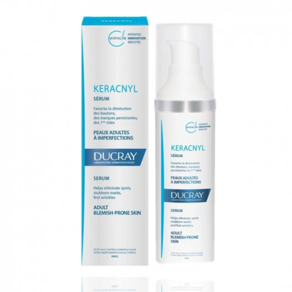 Ducray - Keracnyl Serum - Buy Online at Beaute.ae