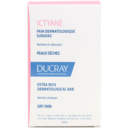 Ducray - Ictyane Ultra-rich dermatological bar - Buy Online at Beaute.ae