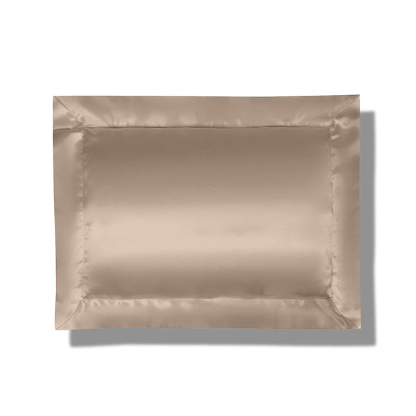 Nudiaa - Silk Oxford Pillowcase - Buy Online at Beaute.ae
