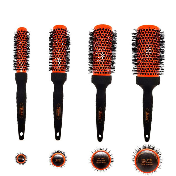 Dfuse Brushes - Ceramic & Tourmaline Hair Brush Kit - Buy Online at Beaute.ae