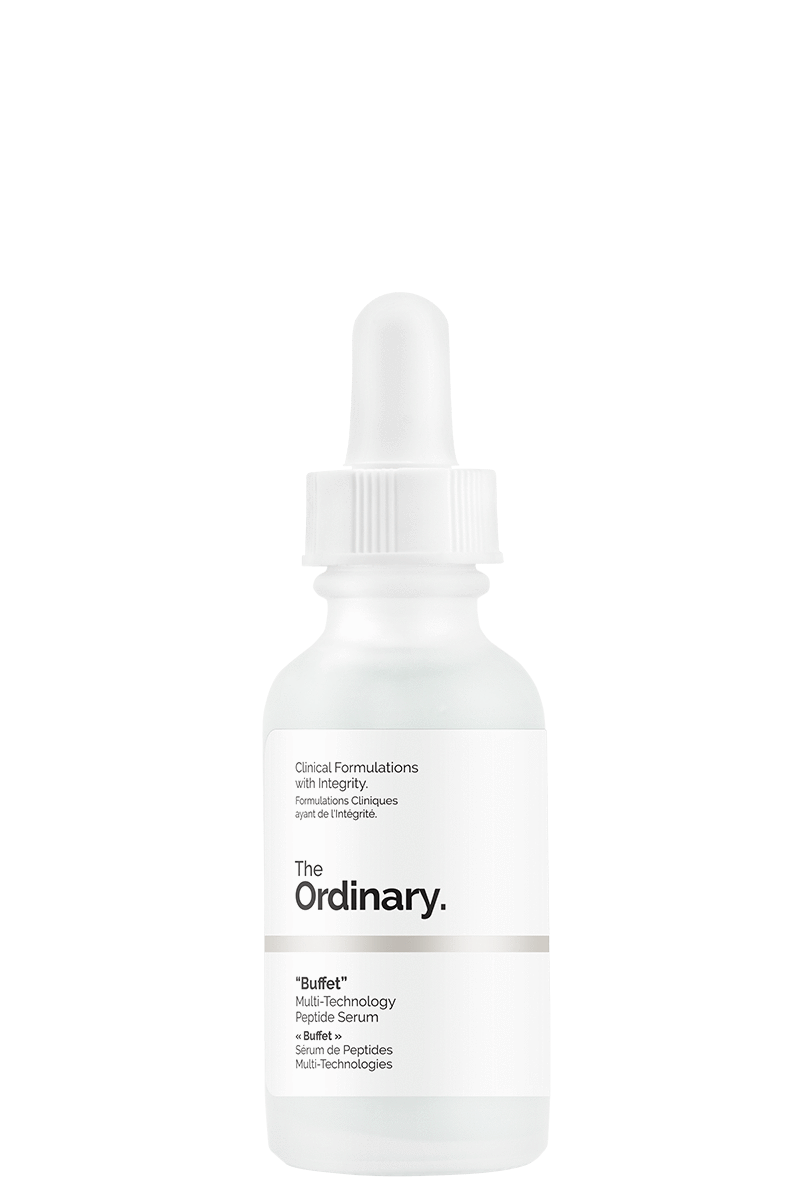 "The Ordinary - ""Buffet"" - Buy Online at Beaute.ae"