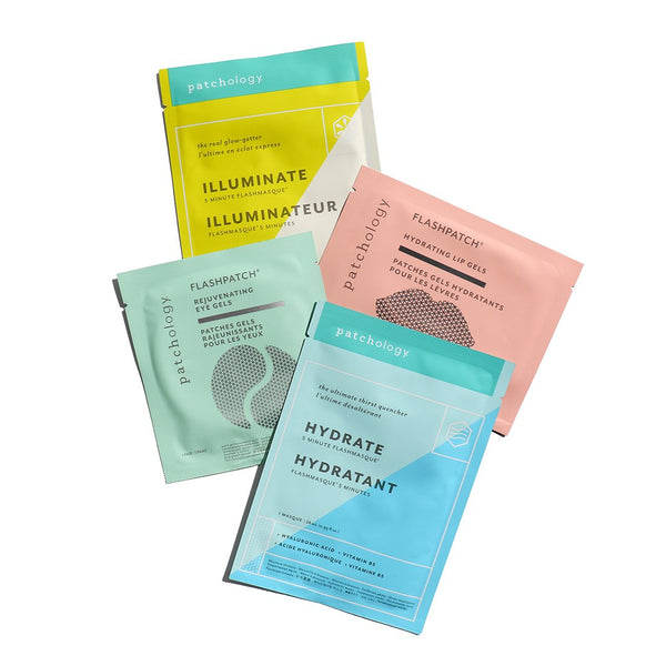 PATCHOLOGY - On The Fly Masks Set - Buy Online at Beaute.ae