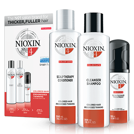 Nioxin - System For Progressed Thinning - Buy Online at Beaute.ae