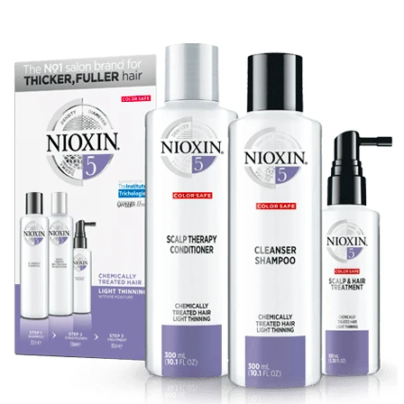 Nioxin - System For Light Thinning - Buy Online at Beaute.ae