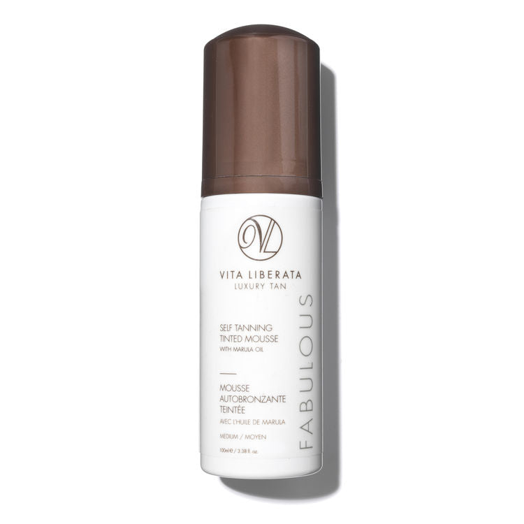 Vita Liberata - Self Tanning Tinted Mousse - Buy Online at Beaute.ae