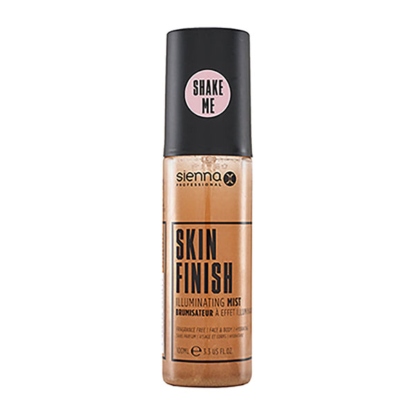 Sienna X - Skin Finish Illuminating Mist - Buy Online at Beaute.ae