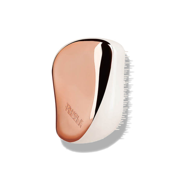Tangle Tweezer - Compact Styler - Ivory Rose Gold - Buy Online at Beaute.ae
