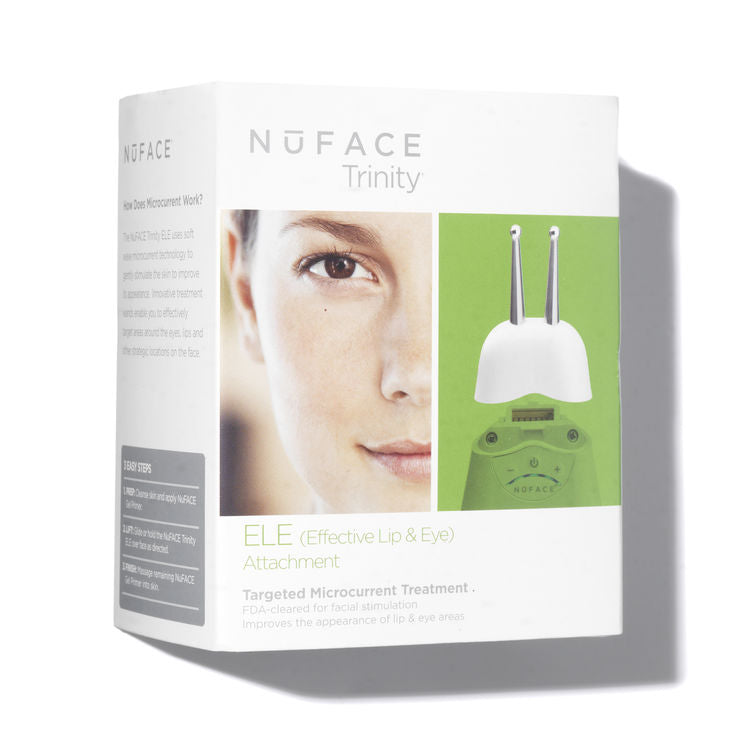 NuFace - Trinity® Effective Lip & Eye - Buy Online at Beaute.ae