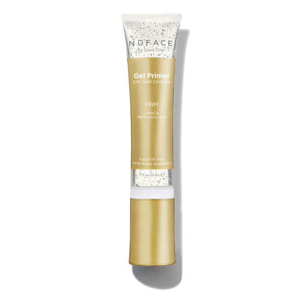 NuFace - Gel Primer 24K Gold Complex - Buy Online at Beaute.ae