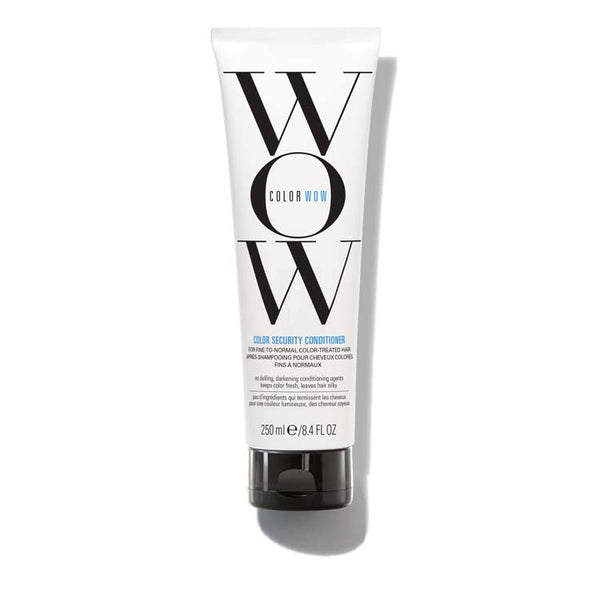 Colour WOW - Color Security Conditioner - Fine to Normal hair - Buy Online at Beaute.ae