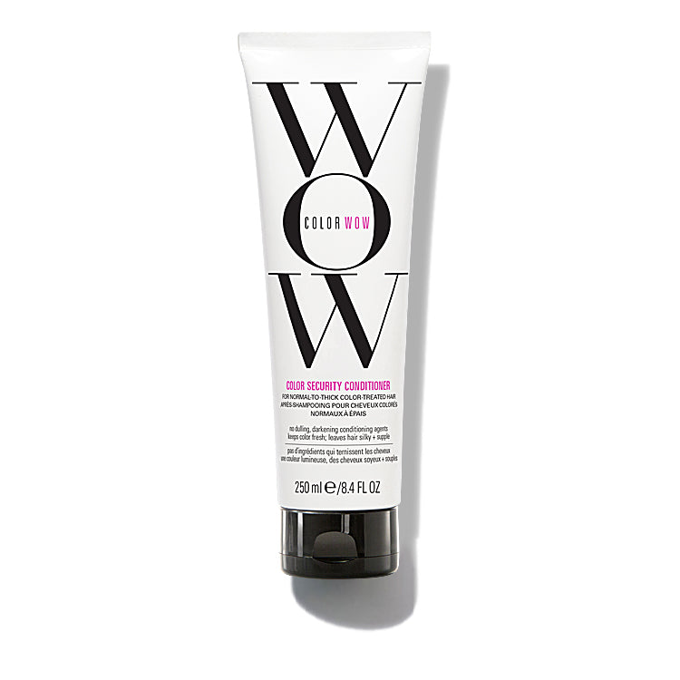 Colour WOW - Color Security Conditioner - Normal to thick hair - Buy Online at Beaute.ae