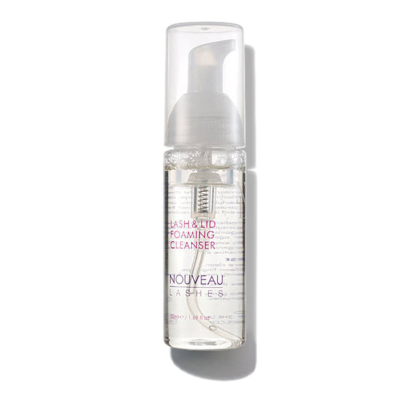 Nouveau Lashes - Lashes & Lid Foaming Cleanser - Buy Online at Beaute.ae