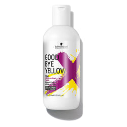 Schwarzkopf - Goodbye Yellow Shampoo - Buy Online at Beaute.ae